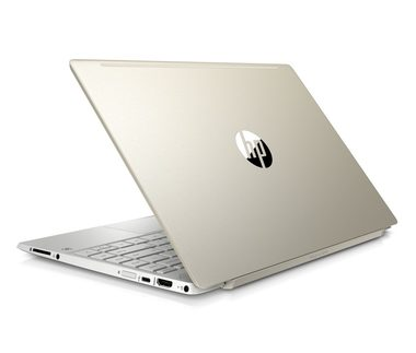 "Notebook HP Pavilion 13-an0017nc zlatá / 13.3"" FHD / i5-8265U 1.6GHz / 8GB / 256GB SSD / Intel UHD 620 / W10"