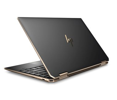 "Notebook HP Spectre x360 13-aw0105nc černá / 13.3"" FHD / Core i7-1065G7 1.3GHz / 16GB RAM / 32GB+1TB SSD / Intel Iris Plus / W10H"
