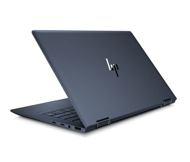 "Notebook HP Elite Dragonfly modrá / 13.3""FHD Touch / i7-8565U 1.6GHz / 16GB / 32GB+256GB SSD / Intel HD 620 / W10P"