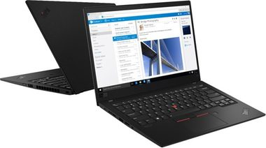 "Ultrabook Lenovo ThinkPad X1 Carbon 7th Gen černá / 14"" FHD / Core i7-8565U 1.8GHz / 8GB / 512GB SSD / Intel UHD 620 / W10P"