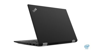 "Notebook Lenovo ThinkPad X390 Yoga černá / 13.3"" FHD T / Core i5-8265U 1.6GHz / 8GB / 256GB SSD / Intel UHD 620 / W10P"