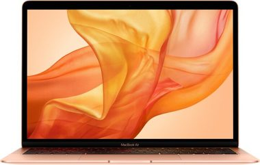 "Ultrabook Apple MacBook Air 13"" Retina 2020 CZ Gold / Intel Core i3 1.1GHz / 8GB / 256GB SSD / Intel Iris Plus / OS Catalina"