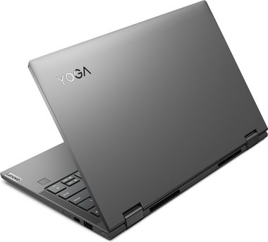 "Notebook Lenovo Yoga C640-13IML šedá / 13.3"" FHD Touch / Intel Core i5-10210U 1.6GHz / 8GB / 512GB SSD / Intel UHD / W10H"