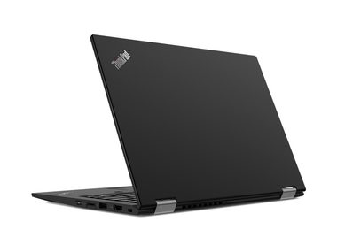 "Notebook Lenovo ThinkPad X13 Yoga Gen 1 černá / 13.3"" FHD T / Core i5-10210U 1.6GHz / 8GB / 512GB SSD / Intel UHD / LTE / W10P"