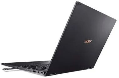 "Notebook Acer Spin 5 (SP513-54N) šedá / 13.5"" QHD IPS T / i5-1035G4 1.1GHz / 8GB / 512GB SSD / Intel Iris Plus / W10"