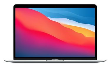 "Ultrabook Apple MacBook Air 13"" M1 2020 CZ Silver / Apple M1 3.2GHz / 8GB / 256GB SSD / Apple 7-jádrová iGPU / macOS Big Sur"