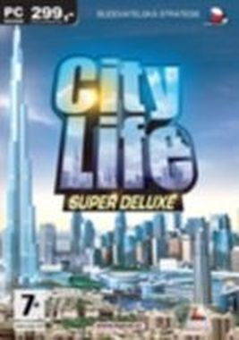PC hra City Life Super DeLuxe / Hra / Strategie / PC