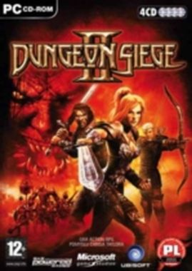 PC hra Dungeon Siege 2 / PC