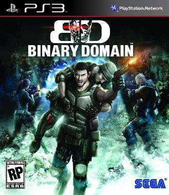 PS3 hra Binary Domain (PS3)