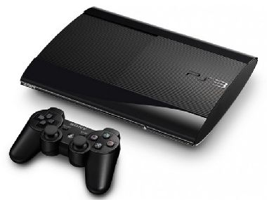 SONY PlayStation 3 Slim New (SuperSlim) - 12GB samostatná konzole