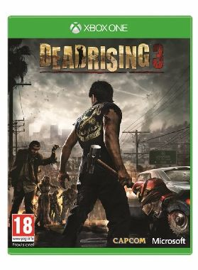 XONE Dead Rising 3 Game of the year edition / Akční / Angličtina / od 18 let / Hra pro Xbox One
