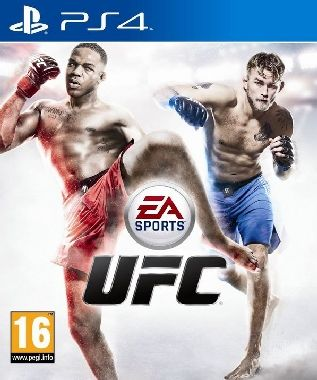 PS4 UFC - Ultimate Fighting Championship / Bojová / Angličtina / od 16 let / Hra pro Playstation 4