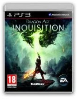 PS3 Dragon Age: Inquisition / RPG / Angličtina / od 18 let / Hra pro Playstation 3