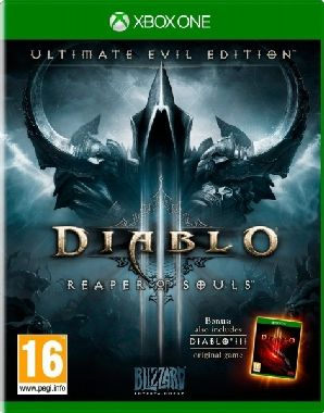 XONE Diablo III: Ultimate Evil Edition / RPG / Xbox One