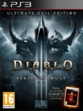 PS3 Diablo III: Ultimate Evil Edition / RPG / Angličtina / od 16 let / Hra pro Playstation 3