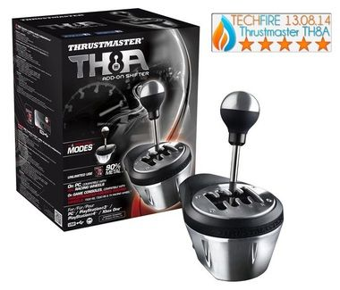 Thrustmaster Řadící páka TH8A Shifter pro PC/PS3/PS4 a Xbox One