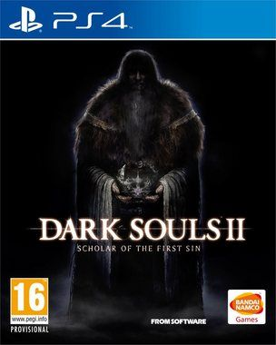 PS4 Dark Souls 2 Scholar of the First Sin / RPG / Angličtina / od 16 let /  Hra pro Playstation 4  / výprodej