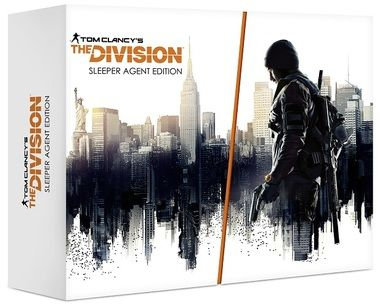 PS4 Tom Clancy's The Division Sleeper Agent Edition / Akční / CZ titulky / od 18 let / Hra pro Playstation 4