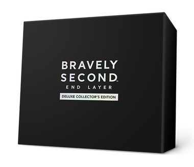 3DS Bravely Second: End Layer Deluxe Collector's Edition / RPG / Angličtina / od 12 let / Hra pro Nintendo 3DS