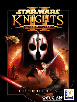 PC Star Wars: Knights of the Old Republic II - The Sith Lords / Elektronická licence / RPG / Angličtina / od 12 let