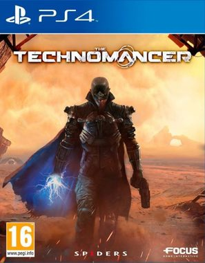 PS4 The Technomancer / RPG / Angličtina / od 16 let / Hra pro Playstation 4