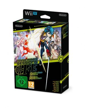 WiiU Tokyo Mirage Sessions #FE Fortissimo Edition / RPG / Angličtina / od 12 let / Hra pro Nintendo Wii U