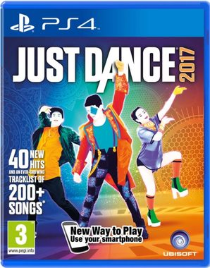 PS4 Just Dance 2017 Unlimited / Taneční / Angličtina / od 3 let / Hra na Playstation 4