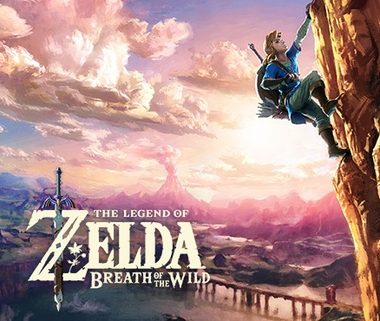 WiiU The Legend of Zelda: Breath of the Wild / Akční / Angličtina / od 12 let / Hra na Nintendo Wii U