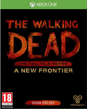 XONE The Walking Dead: Season Three / Adventura / Angličtina / od 18 let / Hra pro Xbox One