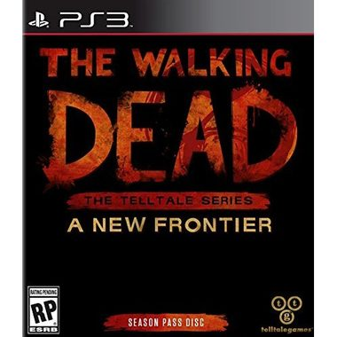 PS3 The Walking Dead: Season Three / Adventura / Angličtina / od 18 let / Hra pro Playstation 3