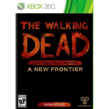 X360 The Walking Dead: Season Three / Adventura / Angličtina / od 18 let / Hra pro Xbox 360