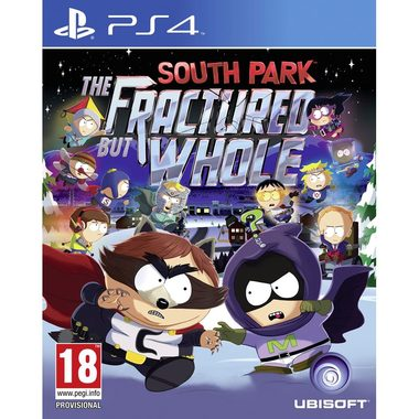 PS4 South Park: The Fractured But Whole / RPG / Angličtina / od 18 let / Hra pro Playstation 4
