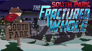 PC South Park: The Fractured But Whole Collector's Edition / RPG / Angličtina / od 18 let / Hra pro počítač