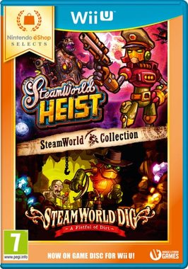 WiiU Steam World Collection eShop Selects / Závodní / Angličtina / od 3 let / Hra na Nintendo Wii U