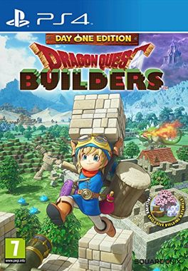 PS4 Dragon Quest Builders / RPG / Angličtina / od 7 let / Hra pro Playstation 4