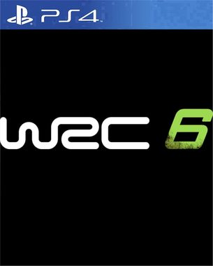 PS4 WRC: FIA World Rally Championship 6 / výprodej