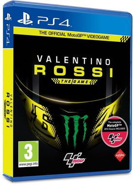 PS4 Valentino Rossi The Game / výprodej