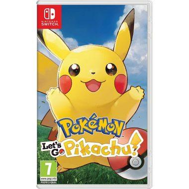 Switch Pokémon Let s Go Pikachu!   RPG   Angličtina   od 7 let ... 600589bec09