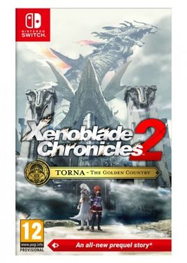 Switch Xenoblade Chronicles 2: Torna~The Golden Country / RPG / Angličtina / od 12 let / Hra pro Nintendo Switch