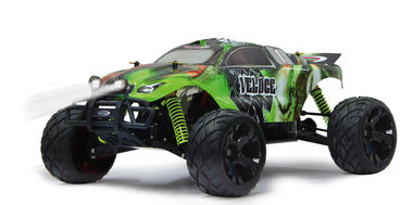 Jamara 053370 Monstertruck Veloce / RC auto / 1:10 / LED / 7.2V NiMH 2000mAh / 2 kanály / 2.4 GHz