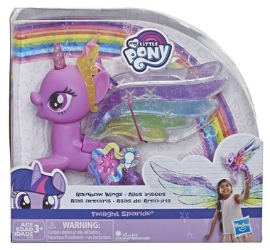 Hasbro My Little Pony - Twilight Sparkle s duhovými křídly / figurka poníka / od 3 let