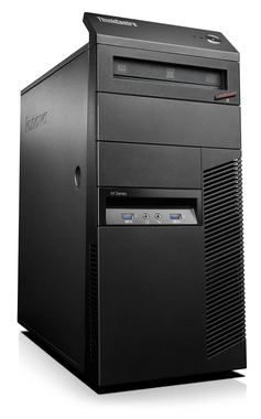 LENOVO THINKCENTRE M83 / Intel Core i3-4150 3.5GHz / 4GB / 500GB / Intel HD Graphics / DVD /  W7P+W8P / černá