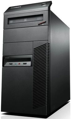 LENOVO THINKCENTRE M83 / Intel Core i5-4590 3.7GHz / 4GB / 500GB / Intel HD Graphics / DVD /  W7P+W8.1P / černá