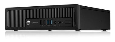 HP 800 G1 Elite SFF / Intel i3-4160 3.6GHz / 4GB / 500GB / Intel HD / DVD / VGA+DP+USB / W7P+W8.1P