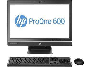 "HP ProOne 600 G1 / 21.5"" LED / Intel Core i5-4590S 3.0GHz / 4GB / 500GB SSD / DVD-RW / Intel HD / W7P+W8.1P"