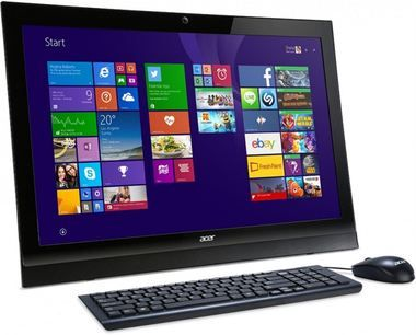 "Acer Aspire Z1-622 / 21.5"" / Intel Celeron N3150 1.6GHz / 4GB / 1TB / Intel HD / DVDRW / W10"