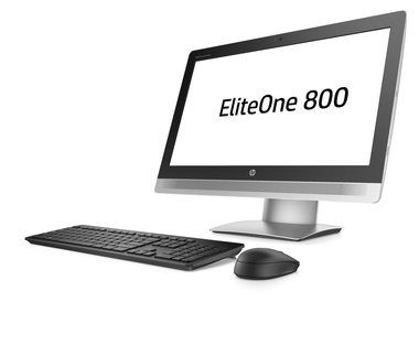"HP EliteOne 800 G2 / 23"" FHD Touch / Intel Core i3-6100 3.7GHz / 4GB / 500GB / DVD-RW / Intel HD / WiFI+BT / W10 P"
