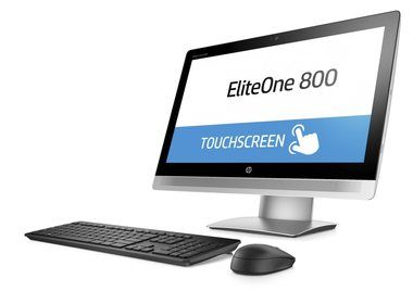 "HP EliteOne 800 G2 / 23"" FHD Touch / Intel Core i5-6500 3.2GHz / 4GB / 500GB / DVD-RW / Intel HD / WiFI+BT / W10 P"