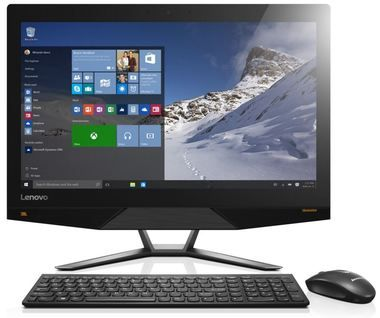 "Lenovo IdeaCentre AIO 700-24ISH / 23.8"" FHD Touch / Intel Core i3-6100 3.7GHz / 4GB / 1TB / Intel HD / DVD / W10"
