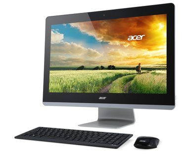 "Acer Aspire Z3-710 / 23.8"" FHD Touch / Intel Core i7-4785T 2.2GHz / 16GB / 2TB / GF 840M 2GB / DVDRW / W10"